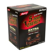 5 Hour Energy Extra Strength Berry , 1.93 oz, 2 12-Packs