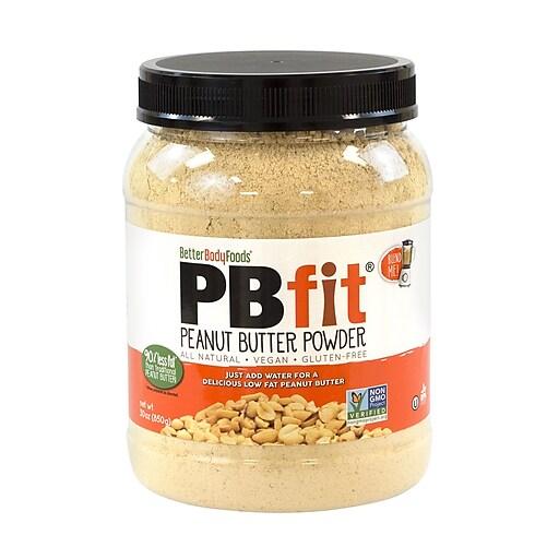 PB Fit Peanut Butter Powder, 30 oz