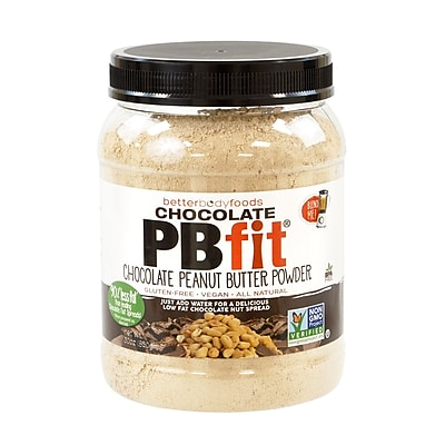 Chocolate PB Fit Chocolate Peanut Butter Powder, 30 oz 2596657