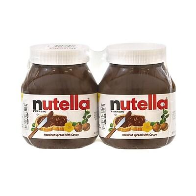 Nutella Twin Pack, 2-26.5 oz Jars