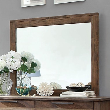 Gracie Oaks Alyssia Rectangular Dresser Mirror