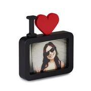 "Umbra Ulove Photo Display 4x6"" Black (313190-040)"