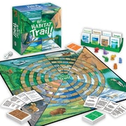Jax Hit The Habitat Trail Game, Grades 3 - 6