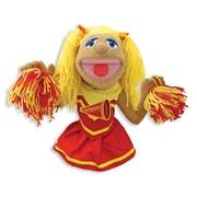 Melissa & Doug Cheerleader Puppet (LCI2554)