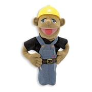 Melissa & Doug Construction Worker Puppet (LCI2555)