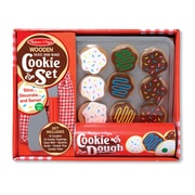 Melissa & Doug® Wooden Slice and Bake Cookie Set (LCI4074)