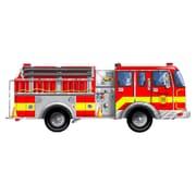 Melissa & Doug Giant Fire Truck Floor Puzzle (LCI436)
