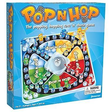 Pressman Toy Board Game, Pop N Hop (PRE170406)