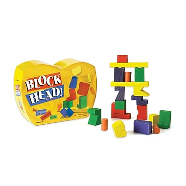 Pressman Toy Blockhead!® Stacking Game (PRE447006)