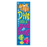 Trend Enterprises® Dive into a good book! Sea Buddies™ Bookmark, Grade K - 6th
