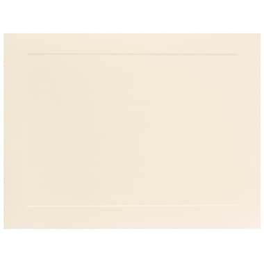 JAM Paper® A2 Blank Note Cards, 4.5