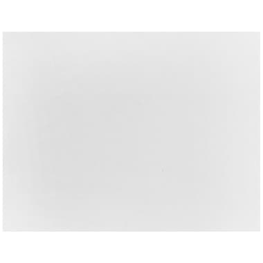 JAM Paper® Blank Note Cards, A2 size, 4.5 x 5.5, White, 50/pack (175972i)