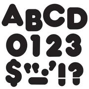 "Trend Enterprises® Casual Ready Uppercase Letter, 2"", Black"
