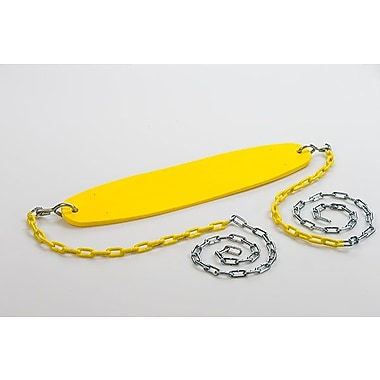 CreativeCedarDesigns Ultimate Swing Seat; Yellow