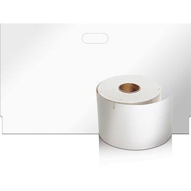 DYMO® - Porte-noms LabelWriter non adhésifs avec trou pour pince, 2 1/4 x 4 1/5 po, blanc, roul./250 (30856)