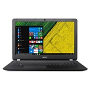 "Acer Aspire ES NX.GFTAA.002 15.6"" Notebook, 1.1 GHz Intel Pentium N4200, 1 TB HDD, 8 GB DDR3L, Windows 10"
