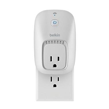 Belkin WeMo Switch Wi-Fi Plug (F7C027FC)