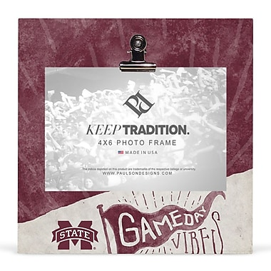 Paulson Designs 'NCAA' Picture Frame; Mississippi State