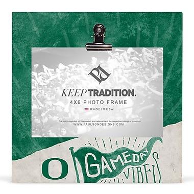 Paulson Designs 'NCAA' Picture Frame; Oregon