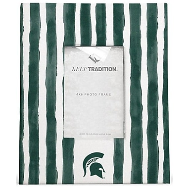 Paulson Designs 'NCAA' Picture Frame; Michigan State