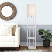 Catalina Lighting Square 62.8'' LED Etagere Floor Lamp