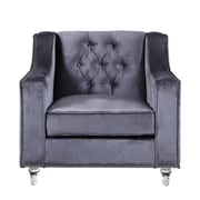 Chic Home Furniture Dylan Club Chair; Gray