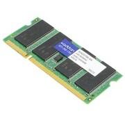AddOn® A3425746-AAK 2GB (1 x 2GB) DDR2 SDRAM SODIMM DDR2-800/PC2-6400 Desktop/Laptop RAM Module