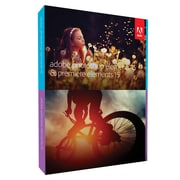 Adobe Photoshop Elements V.15.0 and Premiere Elements 15 Software, 1 User (65273582)