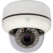 American Dynamics ADCI610-D111 Illustra 610 Wired Indoor Mini-Dome Camera, 1080p, White