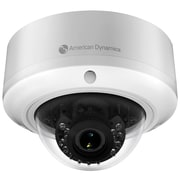American Dynamics ADCI800F-D021A Illustra Flex Wired Outdoor Mini-Dome Network Camera, 3MP, White