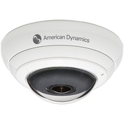 American Dynamics ADCI825-F311 Illustra 825 Wired Indoor Fisheye Network Camera, 5MP, White