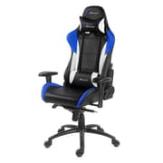 Arozzi Racing Style Gaming Chair, Blue (VERONA-PRO)