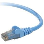 Belkin™ TAA980 10' RJ-45 Male/Male Snagless Cat6 Patch Cable, Blue
