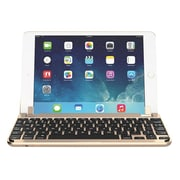 "Brydge BRY5003 BrydgeMini Aluminum Bluetooth Keyboard for 7.9"" Apple iPad Mini 1/2/3, Gold"