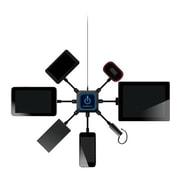 ChargeHub® X7 7 Port USB Universal Charging Station, White (CRGSQSVP-002)