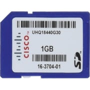 Cisco® SD-IE-1GB= 1GB SD Card for 2000 Ethernet Switch