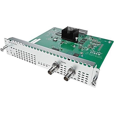 Cisco™ One Port Clear Channel T3/E3 Service Module For 2900/3900 Series/4451-X Routers