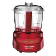 Cuisinart® Mini-Prep® Plus 24 oz. Food Processors, Metallic Red (DLC-2AMRFR)