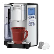 Cuisinart  Premium Single Serve Coffee Brewer, Stainless Steel (SS-10)