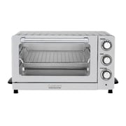 Cuisinart  0.6 cu. ft. Toaster Oven Broiler with Convection, Stainless Steel (TOB-60NFR)
