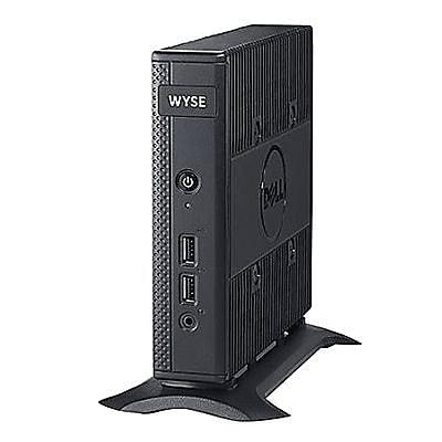 Dell Wyse 7020 AMD G-Series GX-420CA Quad-Core 2 GHz Thin Client, 4GB RAM, Black (THG0W)