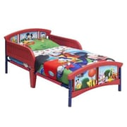 Delta Children® Mickey Mouse Toddler Bed, Red (BB86687MM-1051)