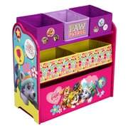 Delta Children  PAW Patrol/Skye and Everest Multi-Bin Toy Organizer (TB83328PW)