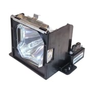eReplacements 300 W Replacement Lamp for Sanyo PLV 80L/PLV 80 Front LCD Projector (POA LMP98 ER) by