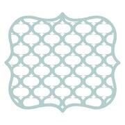 Fellowes® Designer Mouse Pad, Teal Lattice (5919001)