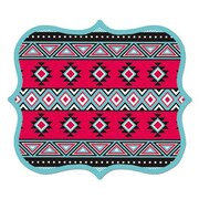 Fellowes® Designer Mouse Pad, Tribal Print (5919101)