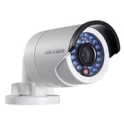 Hikvision® DS-2CD2032-I Wired Outdoor Bullet Network Camera, 3MP, White