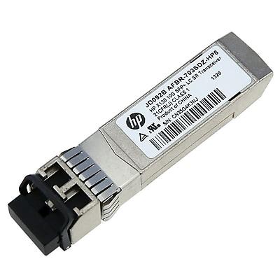 HP® 10GBase-SR 10 Gigabit Ethernet SFP+ Transceiver (JD092B)