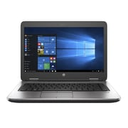 "HP® ProBook 640 X7M29US 14"" Notebook Kit, LCD, Intel Core i5-6300U 2.4 GHz, 500GB, 8GB, Windows 7, Black"
