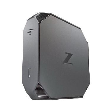 HP® Z2 Mini G3 Z2E14UT Intel Core i3-6100 Dual-Core 3.7 GHz 1TB HDD 4GB RAM Windows 7 Pro Workstation